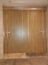 Anti Bacterial Toilet Cubicle Partition Services