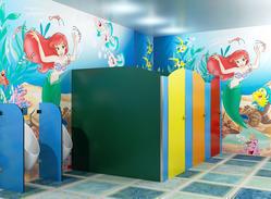Children Module Toilet Partition Services