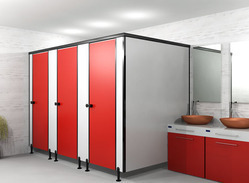 Classic Nylon Module Toilet Partition Services