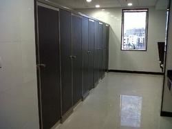 College Toilet Cubicle Partition Services