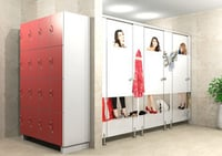 Designer Module Toilet Partition Services