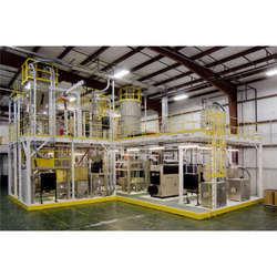 Mezzanine Fabrication