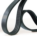 Moulded Raw Edge Cogged V-Belts