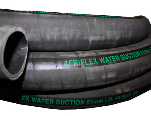 Rubber Water Suction and Delivery Hose