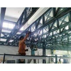 Slotted Mezzanine Floor in  Swaroop Nagar