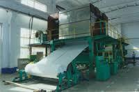 Waste Paper Machine