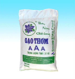 Vietnam PP Woven Bags For Rice, Cement