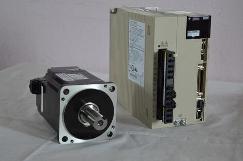 Yaskawa Servo Drive and Motor SGDV-120A01A - AUTOMATION
