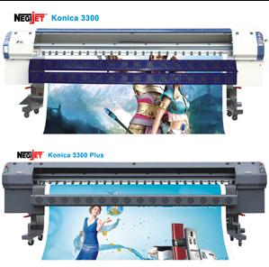 Digital Printer Negijet Konica 3300