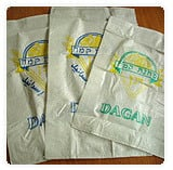 PP Woven Laminated Gussetted Bags