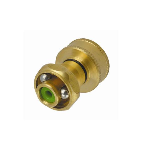 Brass Micro Garden Hose Nozzle