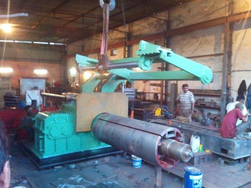 Industrial Recoiler Machines