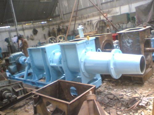 De-Airing Pug Mill