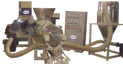 Eva Compounding Machines