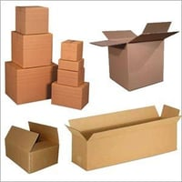 Corrugated Shipping Boxes