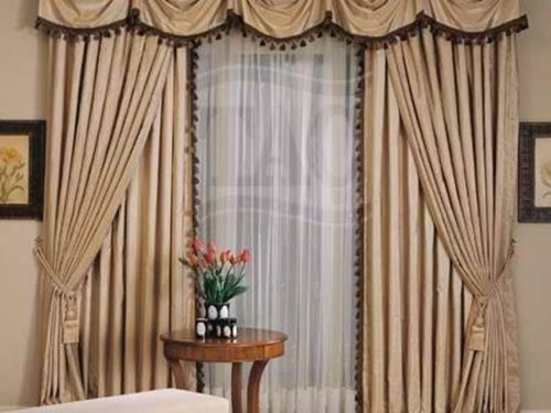 Remote Controlled Curtains