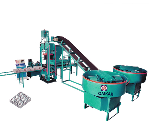 Fully Automatic Brick Machine in   Behind Bhabha Export