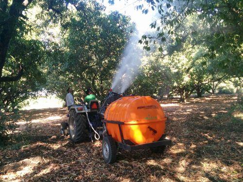 Mangomaster - Air Blast Sprayer For Mango