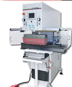 TSQ 130 Pad Printing Machine in Chennai, Tamil Nadu - SPINKS INDIA