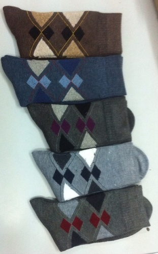 Woolen Socks in  1-Sector - Bawana