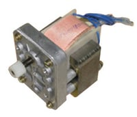 Shaded Pole Motor And Geared Motor