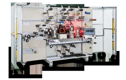 Laser Scan Head Machine