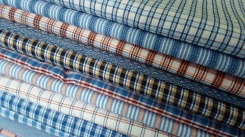 Woven Dyed Yarn Fabric