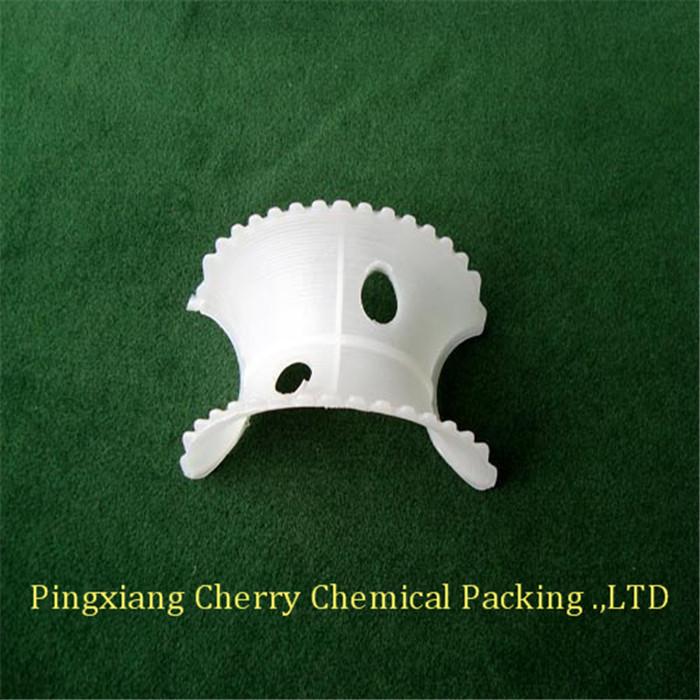 Plastic Super Intalox Saddle Packing
