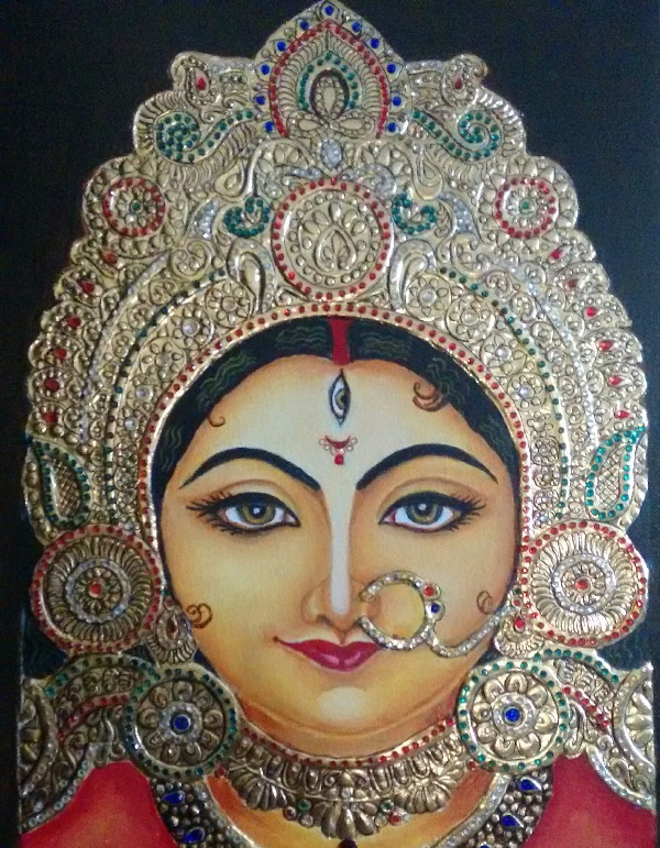 Attractive Tanjore Painting