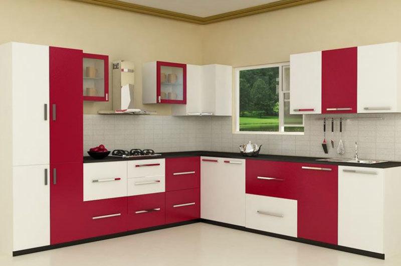 Modular Kitchen Furniture in Hyderabad, Telangana - PV Modulars