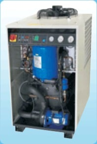 Chilled Fluid - Process Fluid Chillers