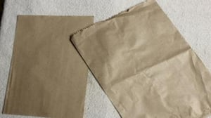 Deluxe Plain & Ribbed Kraft Papers