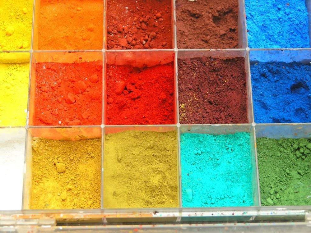 Organic Pigment in  Paschim Vihar