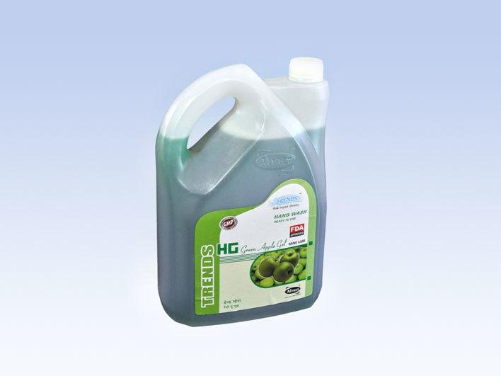 Trends Hg Green Apple Gel Handwash
