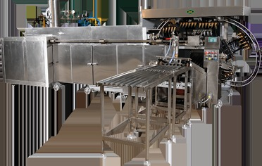 Automatic Cone Oven Systems