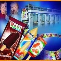 Ice Cream Packing Pouches