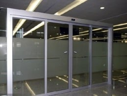 Automation of Sliding Glass Door