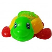 Multicolor Tortoise Toy