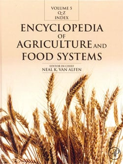 Encyclopedia Of Agriculture And Food System Book