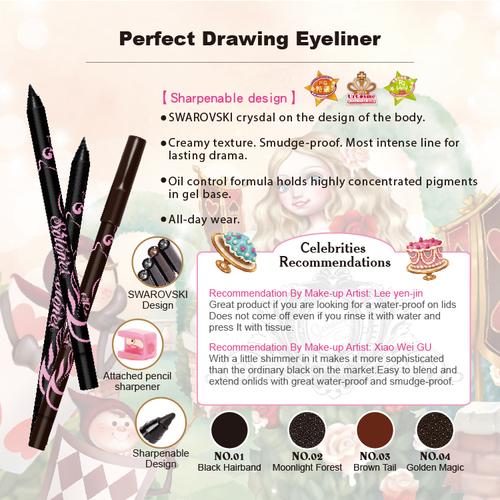 Perfect Drawing Eyeliner
