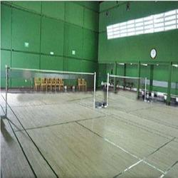 Shuttle Badminton Court