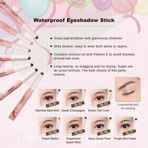Waterproof Eyeshadow Stick