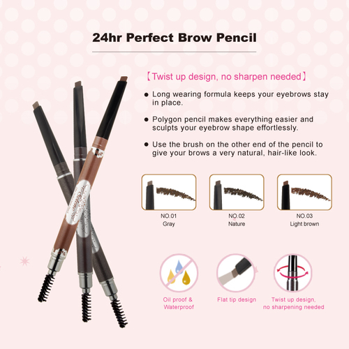 24hr Perfect Brow Pencil