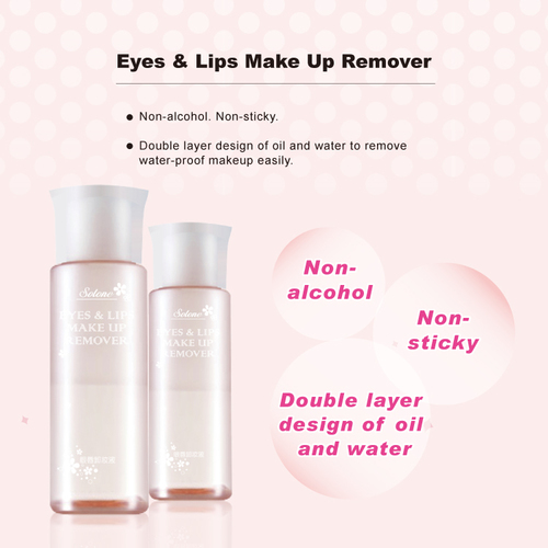 Eyes And Lips Make Up Remover