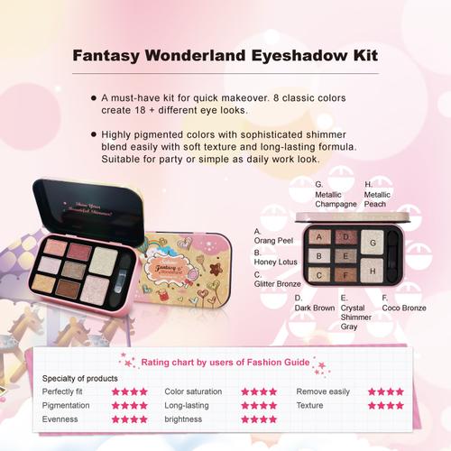 Fantasy Wonderland Eyeshadow Kit