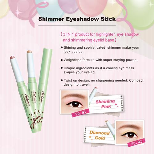 Shimmer Eye Shadow Stick