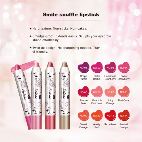 Smile Souffle Lipstick