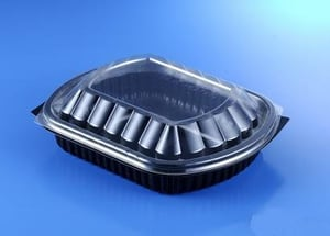 Microwaveable Take Away Food Containers