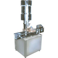Automatic Single Head Vial Sealing Machine