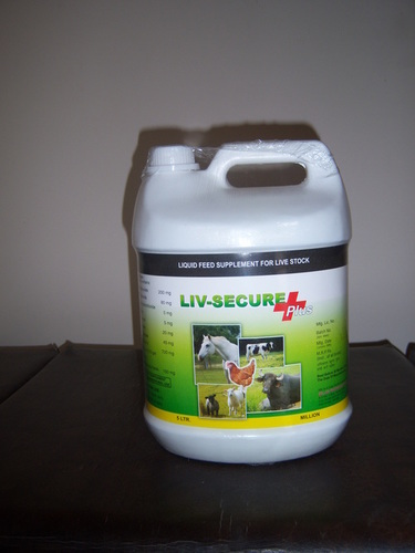 Liv Secure Liquid Animal Feed Supplement
